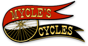 Mycle's Cycles Logo